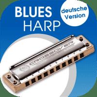 Blues Harp App für iPad