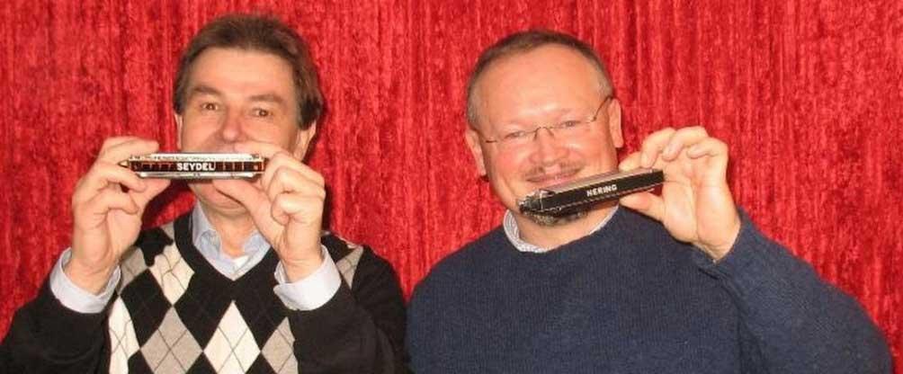 Mundharmonika Unterricht Münster | Mundharmonika lernen | Bluesharp-Unterricht | Chromatische-Mundharmonika-Unterricht